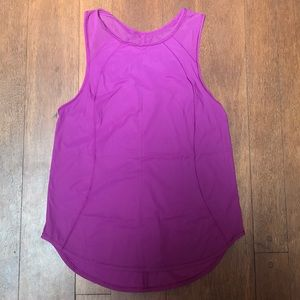 LuluLemon fitness tank top
